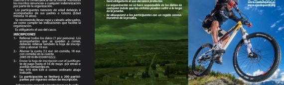 25 de Septiembre, confirmada fecha para la 9ª Cicloturista de Rueda